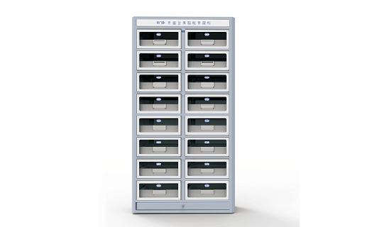 超高频RFID贵金属管理柜