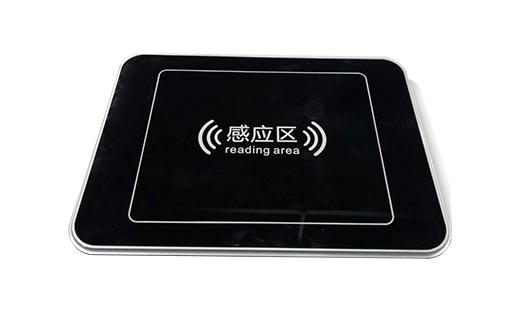 桌面式RFID自助借还平台